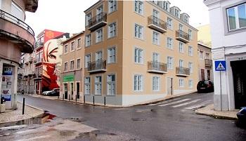 里斯本格拉萨区翻新公寓——君景公寓三
