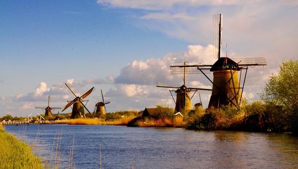 【荷兰概略篇】不靠颜值靠气力,荷兰荣登环球移民抱负国