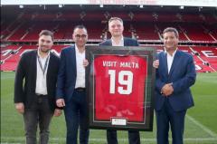 马耳他与足球巨头曼联展开合作