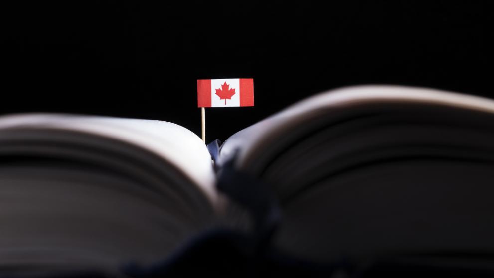 为什要让孩子去加拿大读中学?